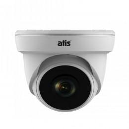 Купольная IP видеокамера, внутренняя, фиксированный объектив 2.8мм 2Мп AND-2MIR-20W/2.8 Lite