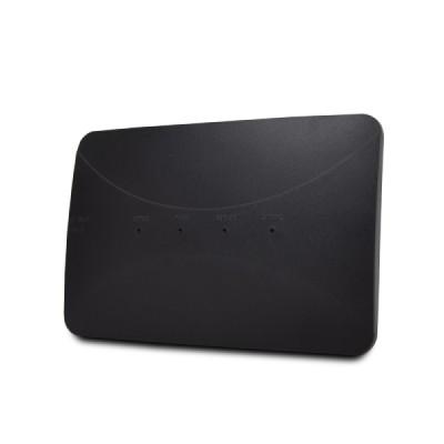 Адаптер для подключения вызывных панелей к сети Internet ATIS IP box FHD Black