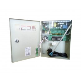 Блок питания 12 В 10A 9CH UPS Power Supply
