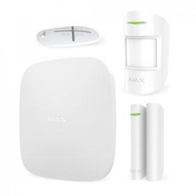 Комплект охранной сигнализации Ajax StarterKit Белый
