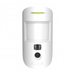 Ajax белый датчик движения с фотокамерой MotionCam