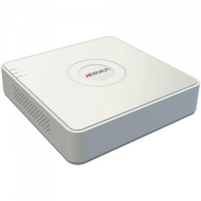 4х-канальный видеорегистратор HiWatch DS-N104