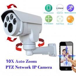 Уличная вариофокальная управляемая камера 2Мп 1080P, оптич.зум х10, PTZ, IPC36BZ