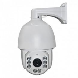 Уличная управляемая PTZ IP камера, 18X Моторизованный Авто Зум, автофокус, 1080P, 5-90mm вариофо