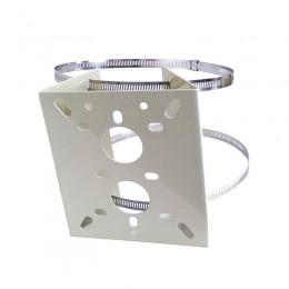 Кронштейн для крепления камеры на столб, металл.