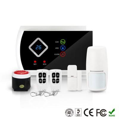 Домашняя беспроводная GSM сигнализация OC-G10A Страж