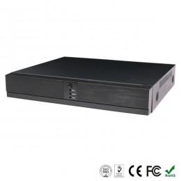 Видеорегистратор 4 канала POE 5Mp/1080P, 1Sata HDD до 6Tb, H.265 OC-N3104D-POE
