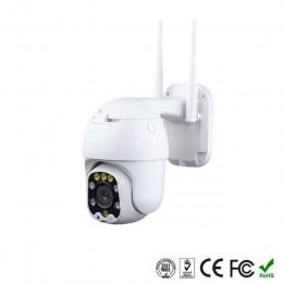 Уличная управляемая PTZ IP камера, 5X Моторизованный Зум, автофокус, 1080P, 2.7-13.5mm вариофокальный объктив