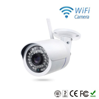 Беспроводная Wi-Fi уличная IP видеокамера P2P 1080P 2MP Full HD IP Bullet Camera OC-WHM40AH