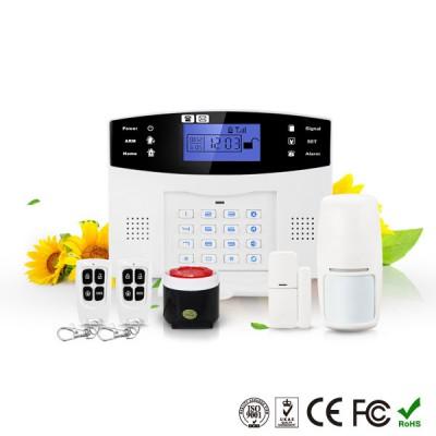 Домашняя беспроводная GSM сигнализация OC-GA997