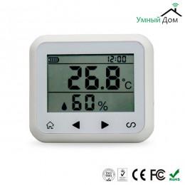 Беспроводной датчик температуры и влажности для GSM сигнализаций OC-TD2