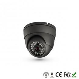 Камера видеонаблюдения (3.6мм) купольная IP антивандальная 1980х960 (1.3MP, 960p) PST-IPCD303BS