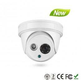 Камера видеонаблюдения (4мм) купольная IP+POE+Audio 2599x1944 (5MP, 1944p) OC-IPCD308EH5