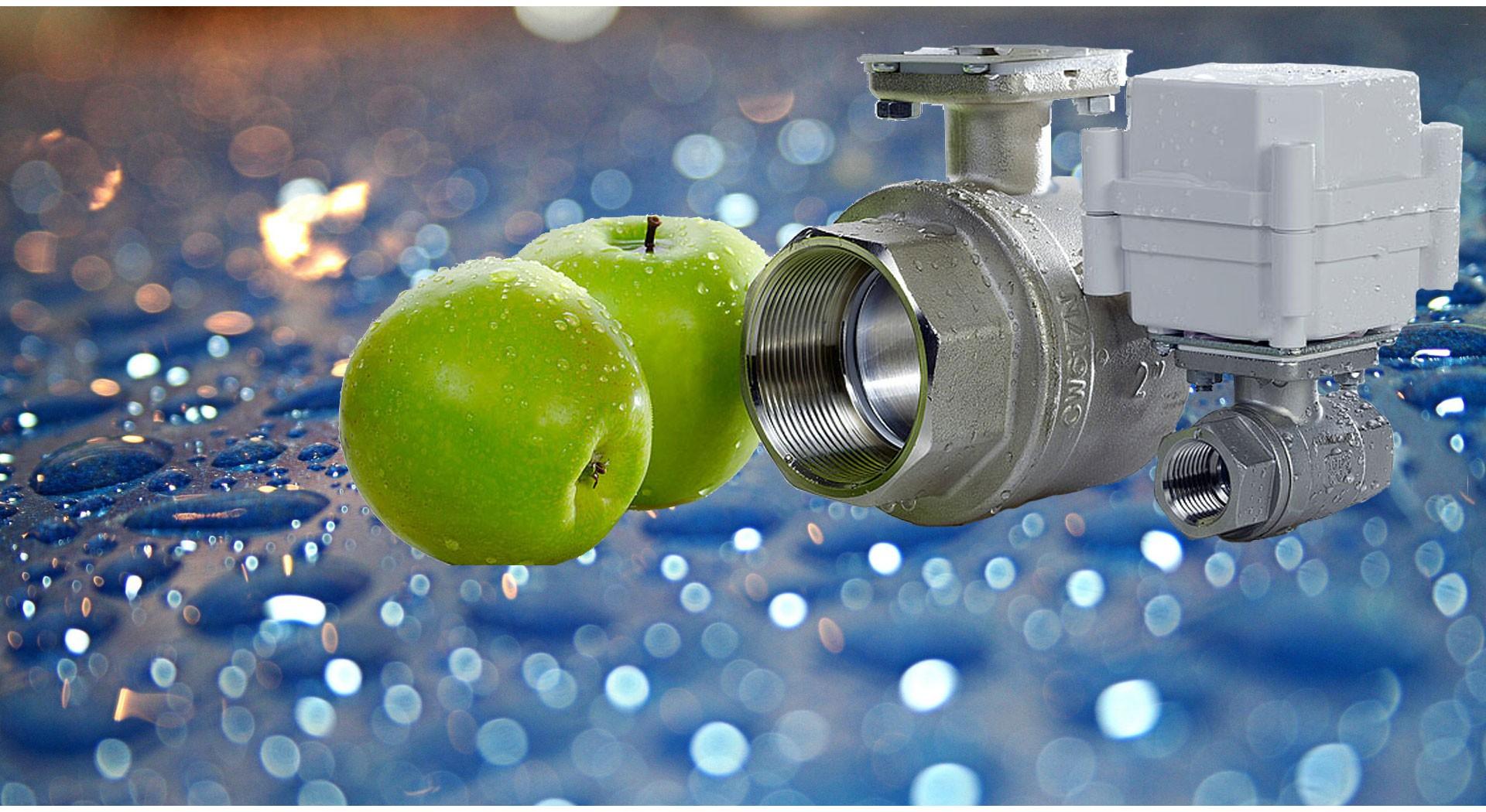 Защита от протечек воды