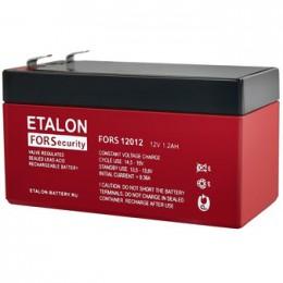 Аккумулятор ETALON FS 12012 12В 1,2А/ч (12V 1.2Ah)