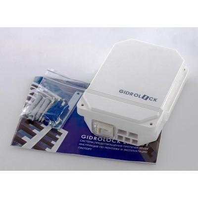 Комплект контроля и защиты от протечек воды Gidrolock UNIVERSAL