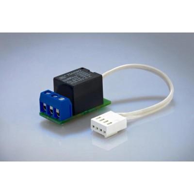 Дополнительное реле для блока управления (перекидной контакт 1С) 220В 5А