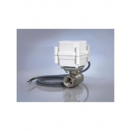 Шаровой Электромагнитный клапан Гидролок Ulimate 1 дюйм 12 вольт