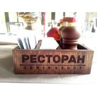 """IP видеонаблюдение в ресторане """"Ангар"""" свадебного агентства ЭдвинГруп"""